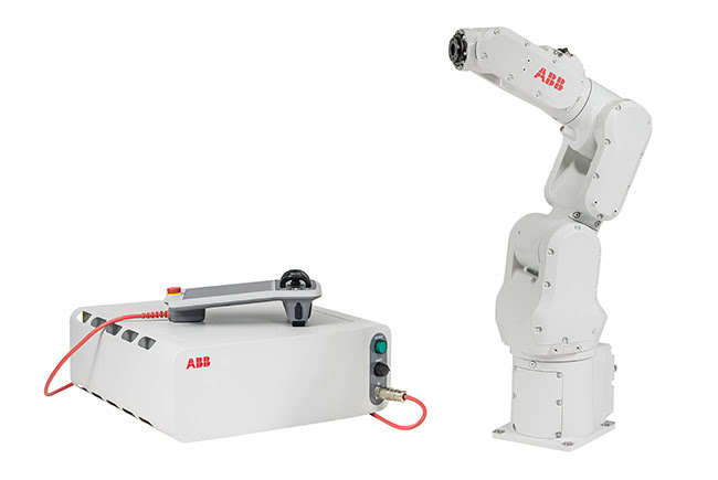 Six-Axis Small Parts Robot