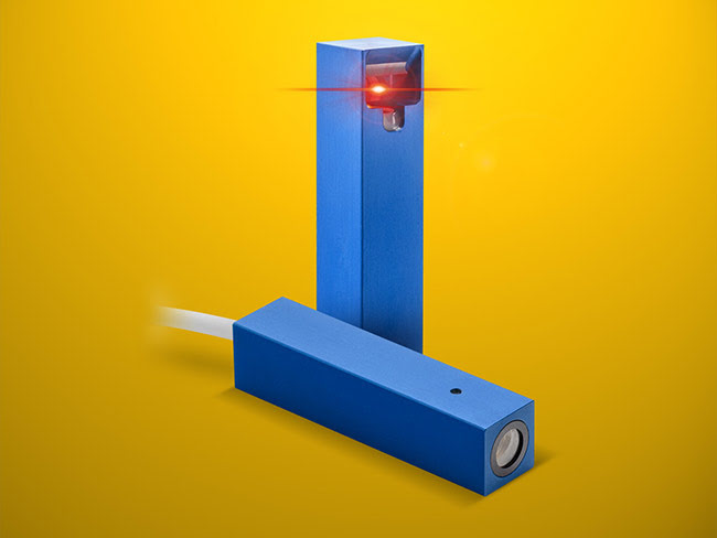 Square Cased Laser Module