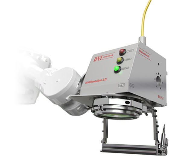 II-VI Remote Processing Laser Head