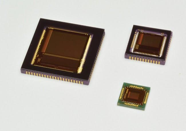 CMOS Area Image Sensors | Hamamatsu Corporation | Jan 2019
