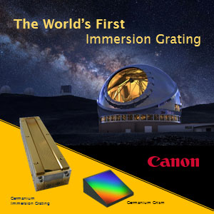 The World's First Immersion Grating