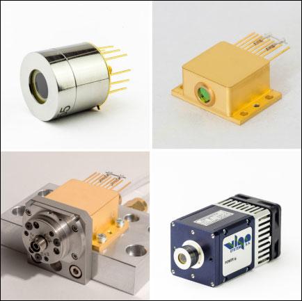 High-Performance IR Detector & QCL
