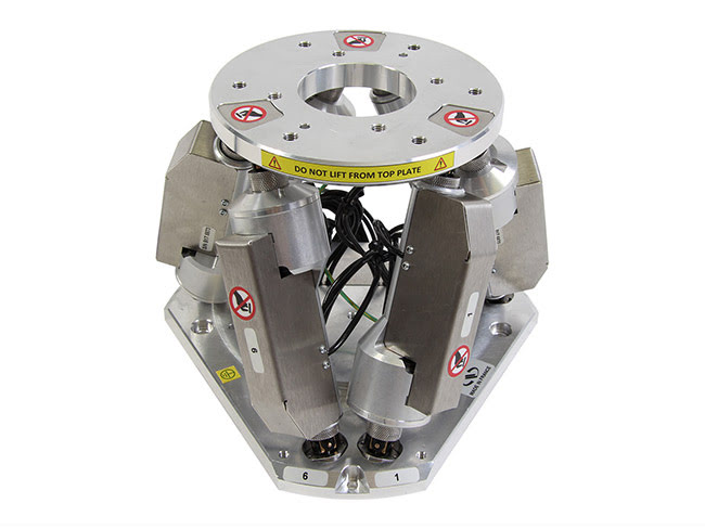 Encapsulated Hexapod Joints