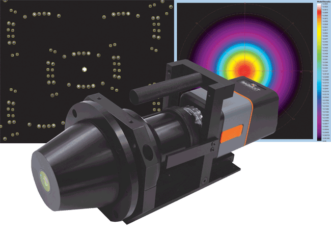 Near-Infrared Intensity Lens