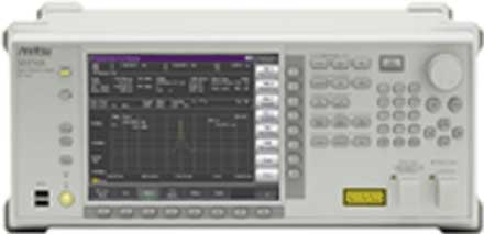 Anritsu Optical Spectrum Analyzer
