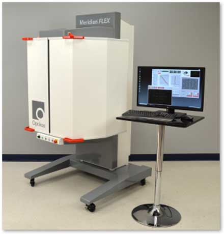 Meridian® FLEX Camera Testing Platform
