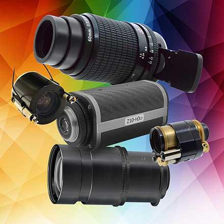 OEM Custom Lens Assemblies