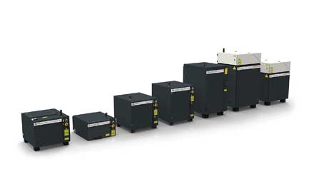 High-Power Industrial Fiber Lasers