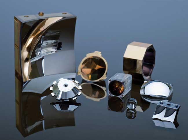 Custom-Injected Molded Optics