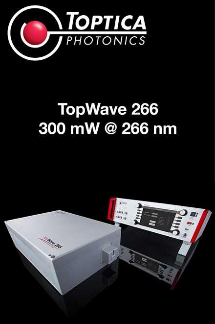 Continuous-Wave UV Laser