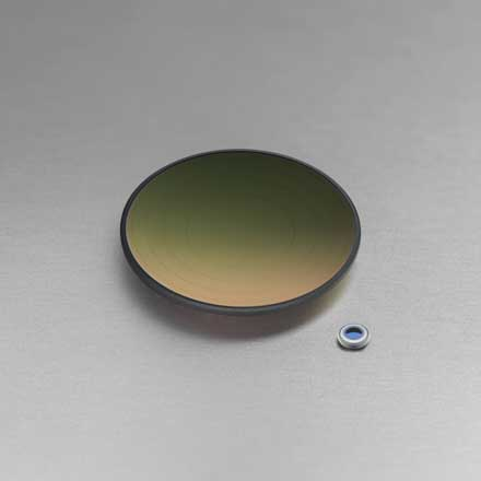 Precision Molded Infrared Glass Optics