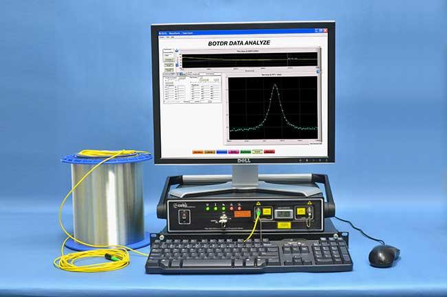 Distributed Strain & Temperature Sensor