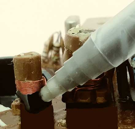 Conductive Potting Compound