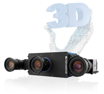 Ensenso X: 3D vision now with 5 MP