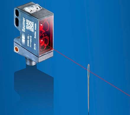 Miniature Laser Sensors