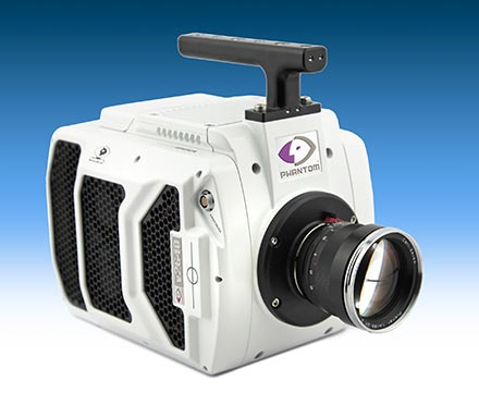 High-Speed CMOS Camera