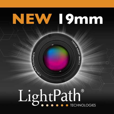 19mm Thermal Imaging Lens Assembly