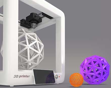 Nanodiamond-Enhanced 3D Printing Filaments