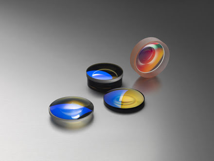 Precision Molded Glass Optics