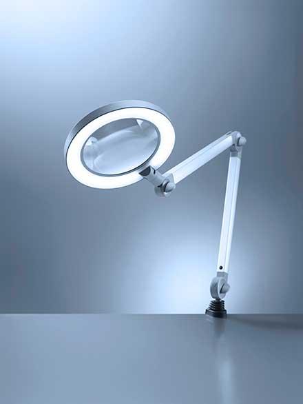Magnifier Luminaire Waldmann Lighting Co Usa Jun 2018