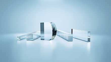 Collimation & Beam Shaping Optics