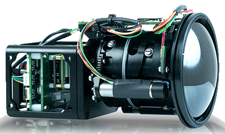 Uncooled Thermal Imaging Engine