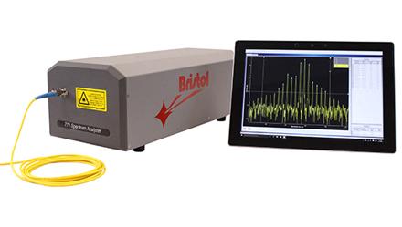 Bristol Instruments Inc. - 771 Series Laser Spectrum Analyzer