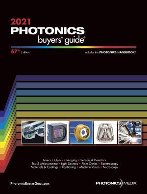 2021 Photonics Buyers Guide