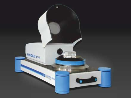 New Goniometer GONIOMAT Aplus
