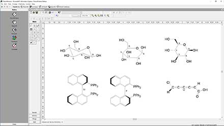Stereochemical Recognition Software