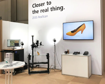 3D Scanner and Scan Service