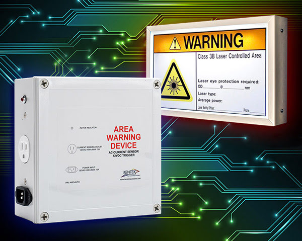 Laser Area Warning Device