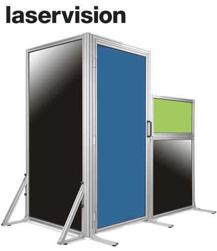 Modular Laser Barrier System