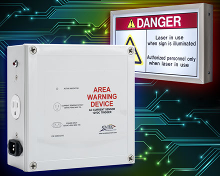 Kentek Corporation - Laser Area Warning Device