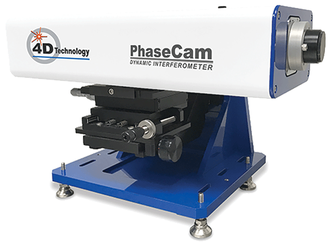 PhaseCam 6100 Laser Interferometer