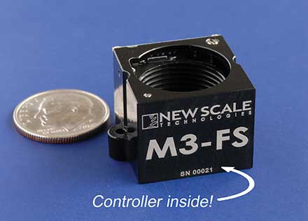 Compact Focus Module