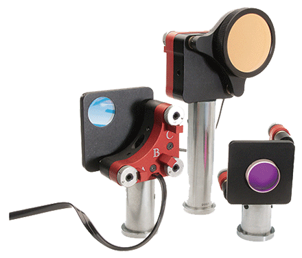 Motorized Optical Mounts