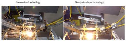 Spatter Control Fiber Laser Welding Technology