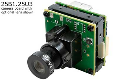 Global Shutter Mini Board Camera