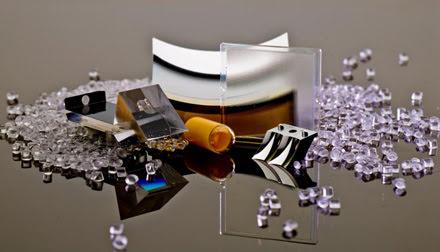 Custom Diamond-Turned Optics