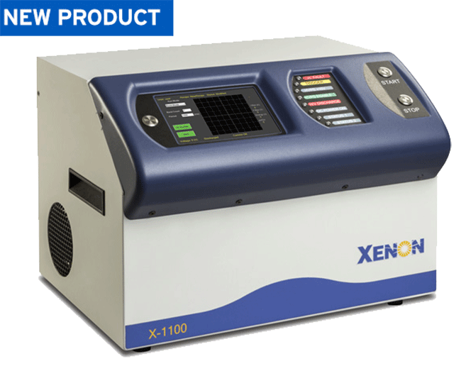 Benchtop Pulsed Light System