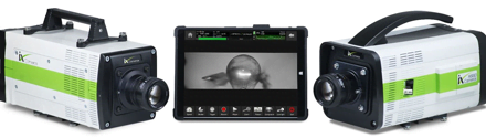 High-Resolution, High-Speed Cameras