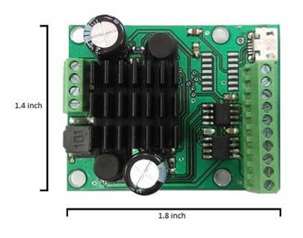 Compact Controller Board