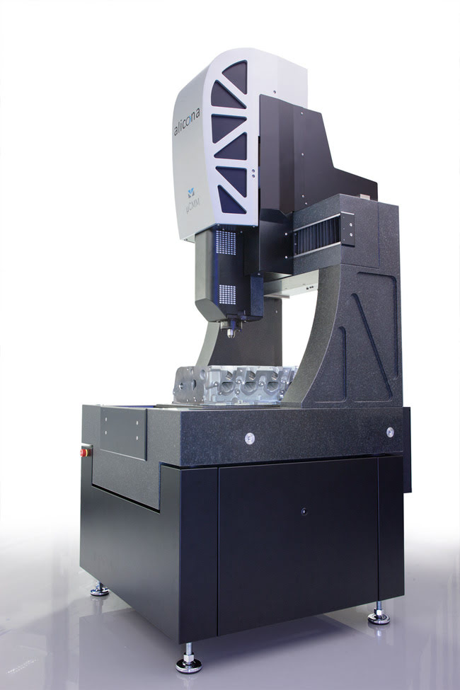 Optical Coordinate Measurement Machine