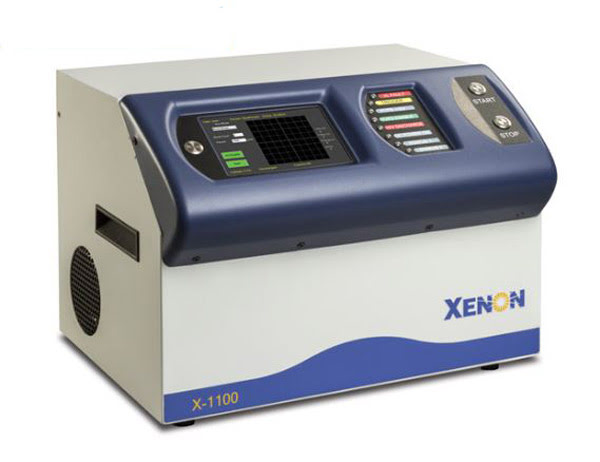 Xenon Pulsed UV Light System