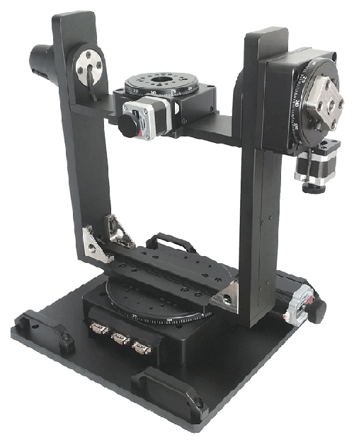 Three-Axis Gimbal Mount