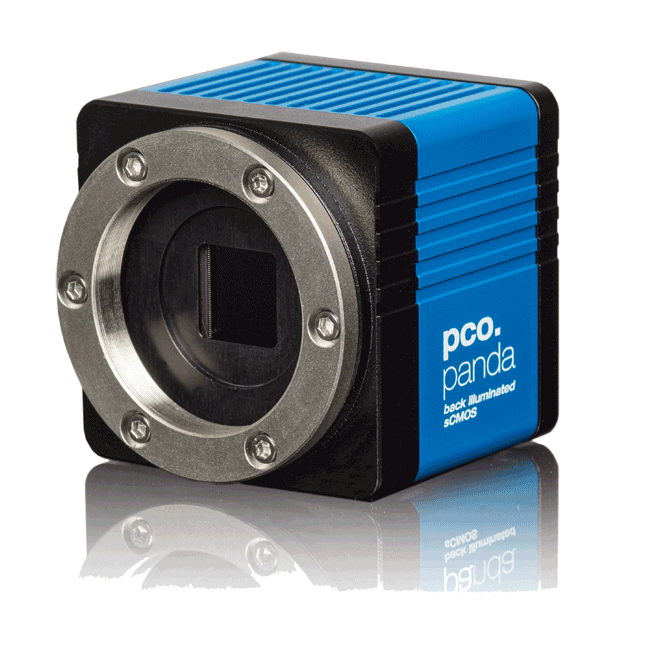 PCO-TECH Inc. - pco.panda 4.2 bi: Back Illuminated sCMOS