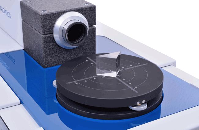 TRIOPTICS GmbH - Precise Prism Angle Measurement