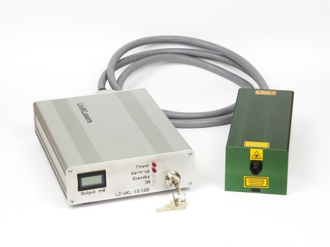Visible CW DPSS SLM Lasers