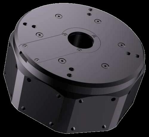 Miniature Smart Rotary Actuator